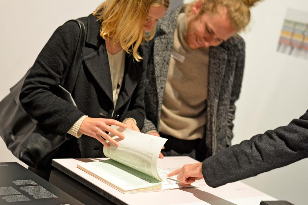 Boekontwerp tentoonstelling