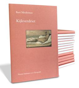 Kijkverdriet is te koop in de boekhandel