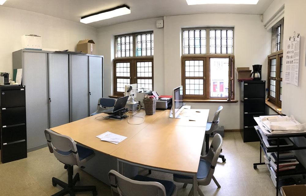 Kantoor Plantin Instituut voor Typografie